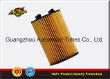 Filtro de petróleo vendedor caliente de la calidad del OEM para los carros 17218-03009 1721803009
