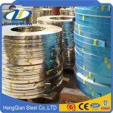 Comercio al por mayor AISI 201 304 430 321 Banda de acero inoxidable