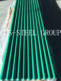 Prepainted電流を通された金属の屋根版またはカラー波形の屋根ふきシート