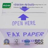 Papel termal Rolls del fax para la máquina de fax termal de la transferencia