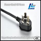 Soquete do cabo de potência para o aparelho electrodoméstico com certificado do CCC