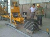 Bloc (manuel) des cendres volantes Qft3-20 faisant la machine