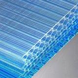 El panel insonoro reflexivo ULTRAVIOLETA del panal del policarbonato