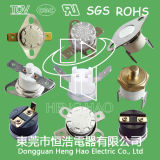Ksd301 Protector Térmico, Ksd301 el termostato