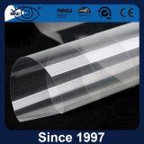 Seguridad y protección de seguridad transparente Ventanilla Pet película clara