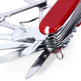 30 в 1 ноже и ножницах Multi выживания комбинации швейцарского складывая