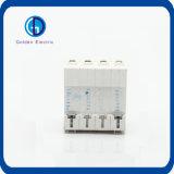 La energía solar fotovoltaica de 250V de CC a 500V 750V 800V 1000V 63A, 4p, disyuntor miniatura MCB