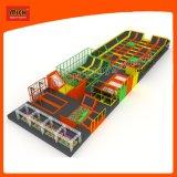 Trampoline Indoor Indoor Playground Mini Trampoline Amusement Park 7117A
