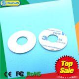 di 13.56MHz ISO15693 del PVC I piccola RFID modifica di CODICE SLI per industriale