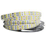 Las filas dobles de alta calidad de ahorro de energía LED pela 5050
