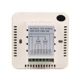 Termostato Digital Programable espacio para el aire Condición 9k
