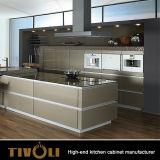 Вверх-Складывая дверь Caibnet кухни с освещать для причудливый кухонь Tivo-D0044h