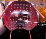高圧療法のジェット機の皮酸素の注入機械鉱泉の美顔術の心配