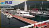 Bonne qualité DIP Hot DIP Galvanized Steel Frame Floating Dock
