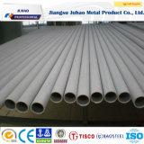 Peso inoxidable ASTM A312 Tp316L/TP304L de los tubos de acero