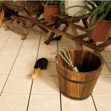 Drainage de l'eau et des carreaux de sol en céramique antidérapant pour l'extérieur