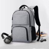 Sac multicompartimenté de sac à dos d'ordinateur pour l'école, élève, ordinateur portatif, augmentant
