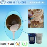 El silicio RTV2 tasa el caucho de silicón líquido para el yeso