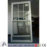 ألومنيوم زجاجيّة مزدوجة يعلّب نافذة