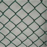 チェーン・リンクの塀か一時塀または網の塀