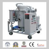 Einzelnes Stadiums-Isolieröl-Reinigungsapparat, Transformator-Öl Regeration Maschine, überschüssiges Transformator-Öl, das Maschine (JY, aufbereitet)
