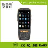 Androide del explorador del código de barras de Zkc3503 PDA con 4G WiFi NFC/RFID