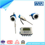 De slimme Zender van de Temperatuur 4-20mA/Hart met Al Huisvesting & LCD Vertoning Ondersteunend MultiInput
