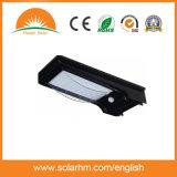 (HM-0507E-1) 10W todo em uma luz de rua solar da fábrica