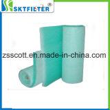 La cabina de aerosol flexible filtra el filtro de la fibra de vidrio del extractor