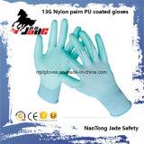 überzogener Garten-Handschuh PU-13G