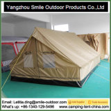 Grande tente d'atelier de toile de grande Chambre enduite imperméable à l'eau d'usager