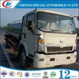 HOWO 6 Wheel 10cbm Water Delivery Truck