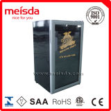 mini réfrigérateur de l'étalage 98L