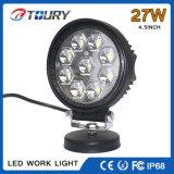 der Lampen-9PCS*3W Arbeits-Licht hohe Intensitäts-rundes der Art-LED