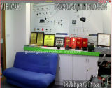 4CH Carte SD 720p p2p sans fil WiFi Surveillance Kits NVR