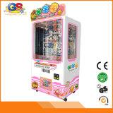 Máquina de jogo mestra chave do presente do Vending do empurrador da moeda