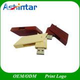 Stok USB van de Schijf van de Flits USB van Customed USB3.0 de Houten