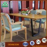 Restaurante moderno Móveis para sala de jantar Cadeira de jantar de madeira
