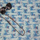 Шарф кота печатание девушок милый, шали вспомогательного оборудования способа, шарфы Plyester