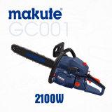 Le gaz en bois Gc001 52cc de découpage de Makute a vu qu'à chaînes a vu (GC001)