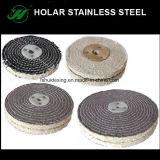 ステンレス鋼の磨くワックス/磨く車輪