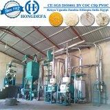 10T/24h moulin à farine de maïs installés dans l'Ouganda