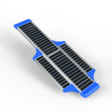 2017 prix solaires neufs chauds de réverbère du modèle DEL de modèle de la vente 90W de nouveau produit, tous dans un réverbère solaire