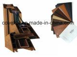Anti-ULTRAVIOLETA Uso Exterior Plástico / laminado PVC Película / lámina para perfiles de ventanas / paneles / hoja de PVC