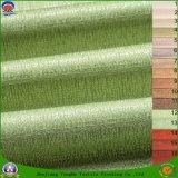 Materia textil casera que cubre la tela tejida apagón ignífugo impermeable de la cortina del poliester