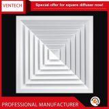Coperchio rotondo decorativo del cunicolo di ventilazione dell'acciaio inossidabile di ventilazione