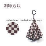 Зонтик высокого качества портативный Handsfree прямой обратный перевернутый