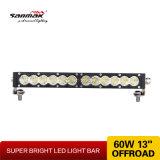 alta qualità 13 '' 60W fuori dalla barra chiara della strada LED per le automobili