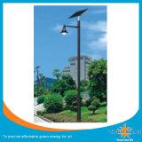 Nuevamente lámpara solar al aire libre, jardín, parque del jardín del diseño