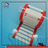 Etiquetas flexíveis do cabo de encolhimento de calor retardador da chama
